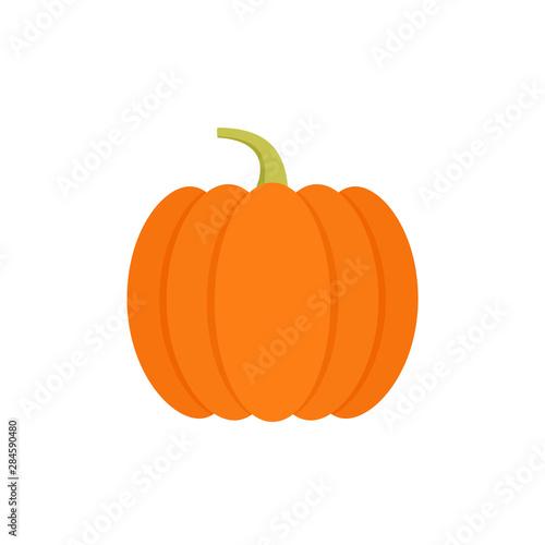 Canvas Print Pumpkin icon