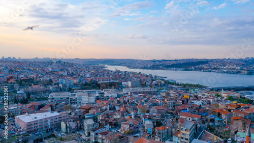 The Golden Horn, also known by its modern Turkish name, Haliç, is a major urban waterway and the primary inlet of the Bosphorus in Istanbul, Turkey.