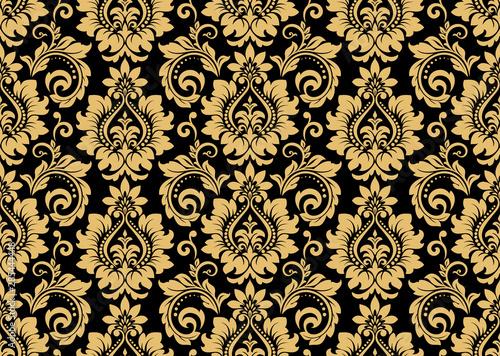 Fototapeta Wallpaper in the style of Baroque