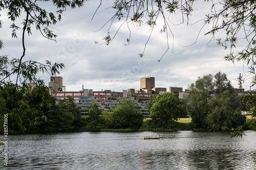 University of East Anglia in Norwich Fototapeta