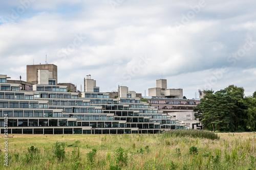 Fotografia University of East Anglia in Norwich
