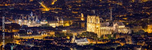Photo Notre Dame de Paris cathedral, France