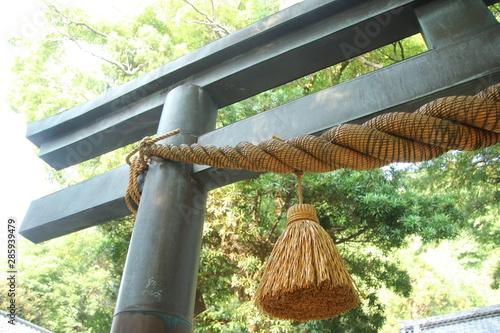Fotografie, Obraz 神社のしめ縄