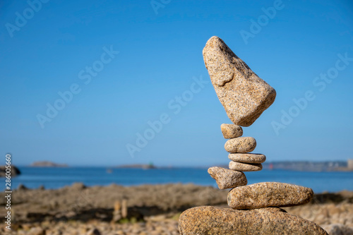Fotografie, Tablou Summer balance