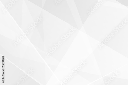 Abstract white and grey on light silver background modern design. Vector illu...