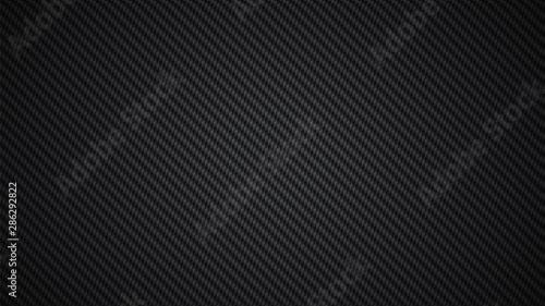 Foto Carbon fiber background .