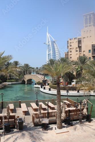 Photo Tour Burj Al Arab à Dubaï, Émirats arabes unis