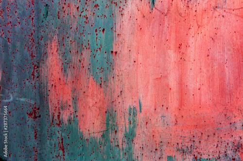 Naklejki na meble Tło pomalowanej ściany
