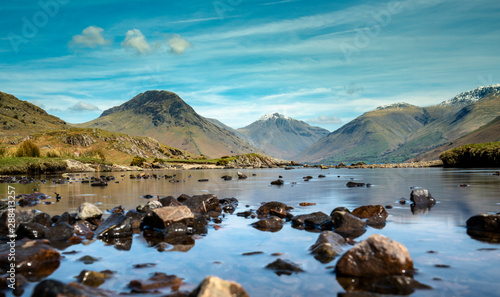 Fotografie, Obraz Wast Water English Lake District