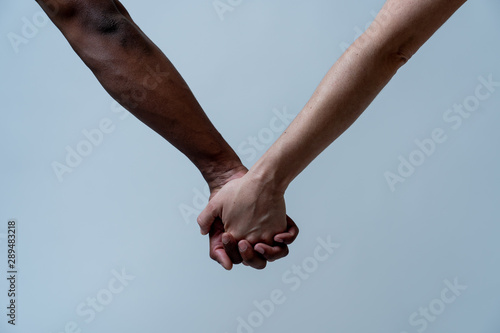 Slika na platnu Races united for better world