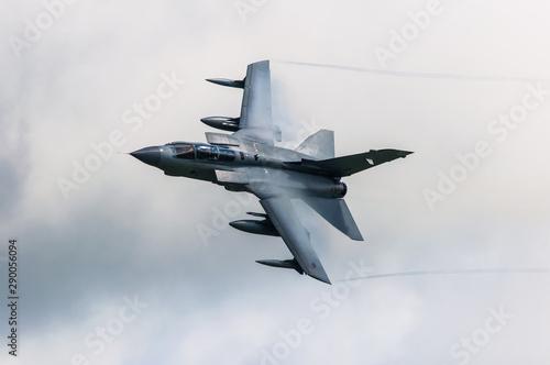 Obraz na plátně Royal Air Force Panavia Tornado GR4