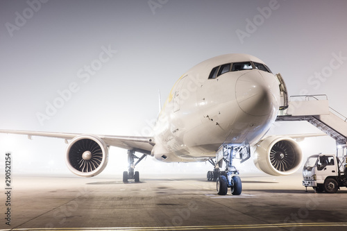 Flugzeug Triebwerke