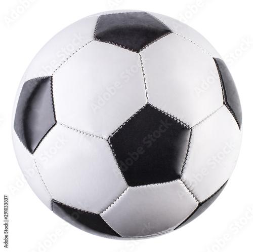 Fotografija Soccer ball isolated on white background
