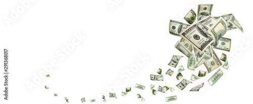 Valokuva Money falling