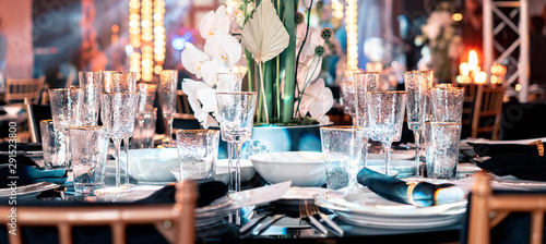 Tableau sur Toile Luxury catering