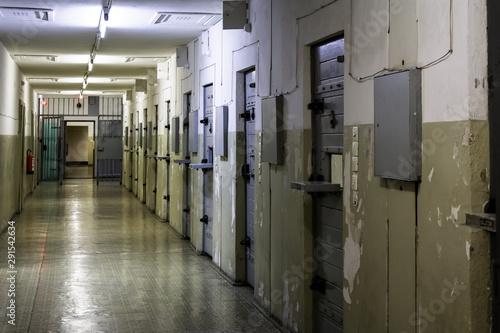 Penitentiary jail Fototapeta