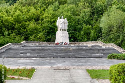 Photo Heroes Memorial Dargov, Slovakia