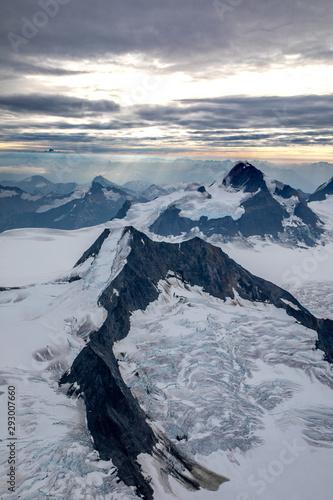 Alaska Glacier Fototapeta