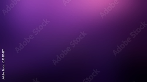 Low light on dark purple blurred background. Magical decoration.