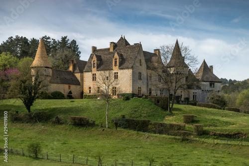 Wallpaper Mural Château de la Grande Filolie à Saint Amand de Coly , en Dordogne