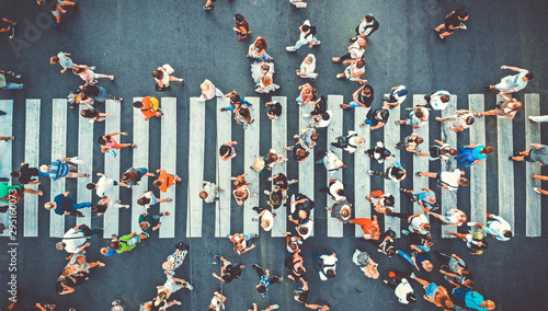 Obraz na płótnie Aerial