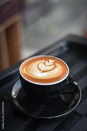 Valokuva coffee in cafe