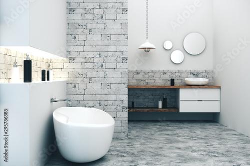 Fotografia New bath room