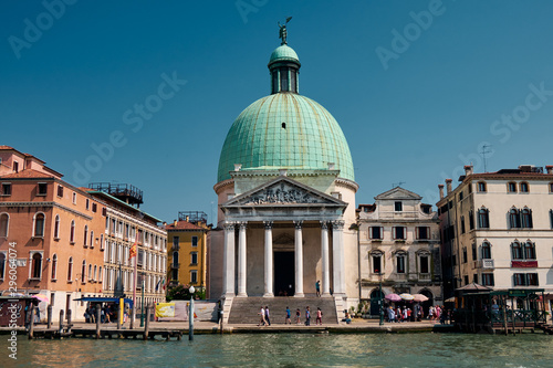 Fotografie, Obraz The landscape around Venice, Italy