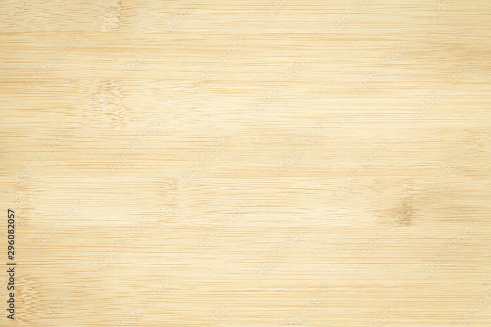 Bamboo surface merge for background, top view brown wood paneling. <span>plik: #296082057   autor: sorrapongs</span>