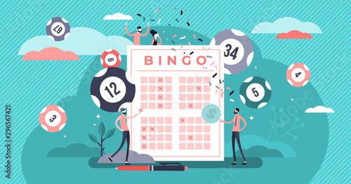 Lottery vector illustration Fototapete