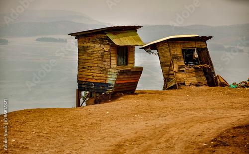 Fotografie, Tablou Bukavu, Democratic Republic of Congo