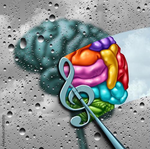 Foto Music Brain