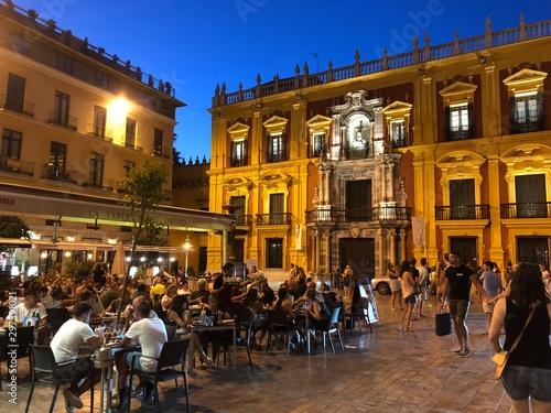 Carta da parati Malaga