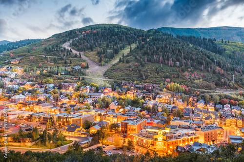 Photo Park City, Utah, USA