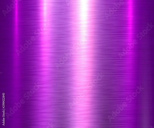 Metal purple texture background