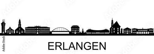 Fotografia Erlangen, Skyline
