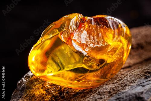 Valokuvatapetti Natural amber