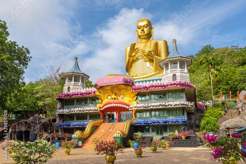 Naklejki na meble Muzeum buddyjskie złotej świątyni