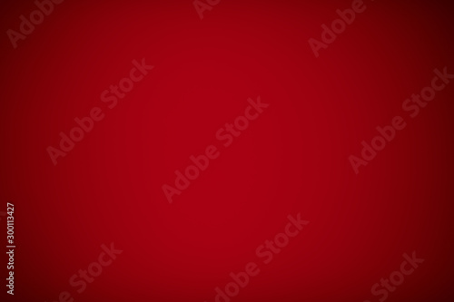 Canvas Print deep red abstract christmas background