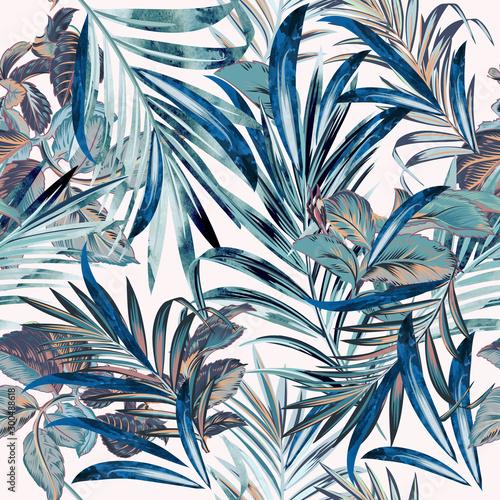 desen-z-lisci-palmowych