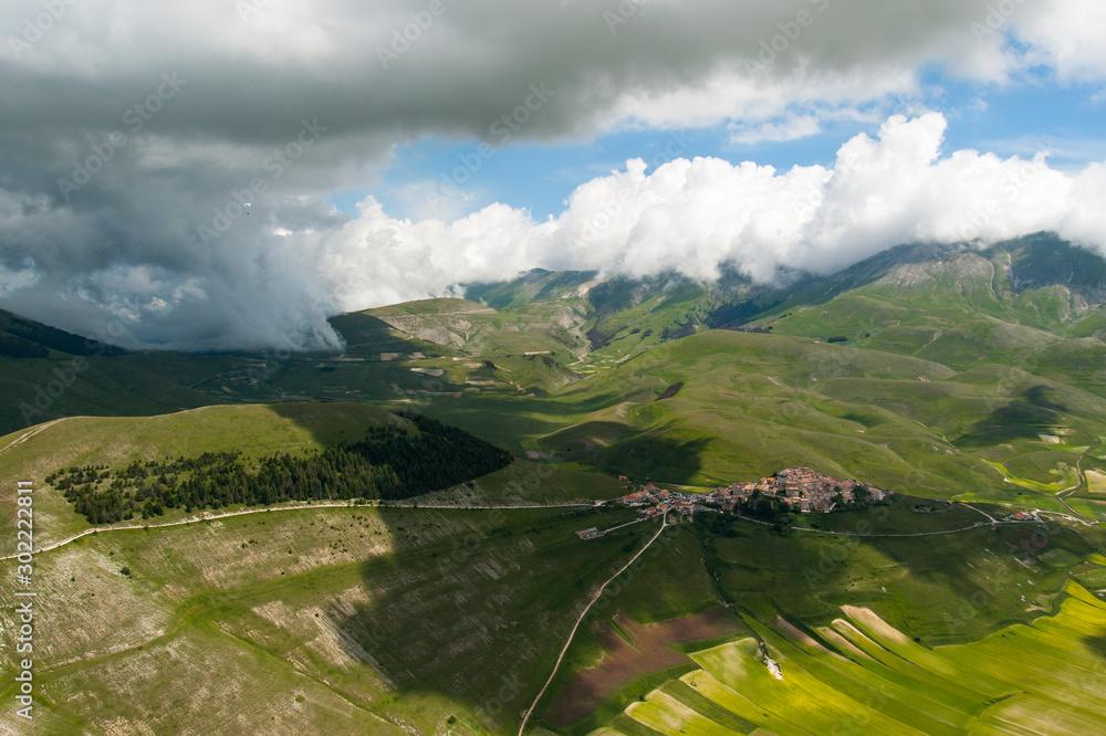 Castellucio di Norcia - Italie
