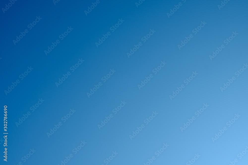 Natural blue sky gradient <span>plik: #302786690   autor: Jobakashii</span>