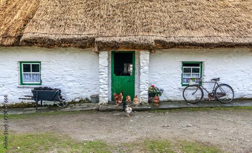 Fotografía Traditional Irish Life