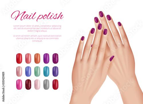 Photo Polish nail colors