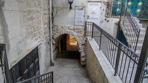 Obraz na płótnie Bethleem is a beautiful city in State of Palestine