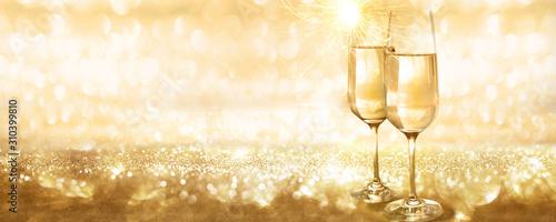 Fotografia Celebrations with champagne