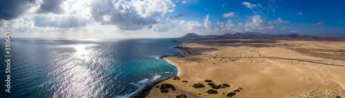Foto Fuerteventura, Corralejo sand dunes nature park