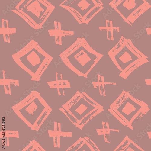 Plakat z japońskim wzorem wabi sabi