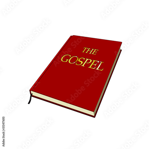 Fotografie, Obraz Gospel