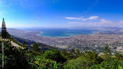 Obraz na plátně Port-au-Prince, Haiti